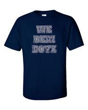 """Dallas Cowboys """"We Dem Boyz"""" jersey T-shirt S-XXXXXL"""