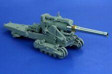 203mm L/24 Metal barril a soviético B-4 M1931 pesado Howitzer #35B52 1/35 RB