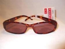 Foster Grant Tortoise BiFocal Tinted Sunglasses Readers 2.00 2.75 NEW