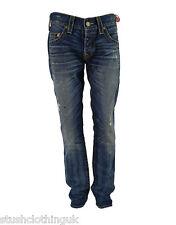 True Religion Hombre Rocco Vintage pantalones de esquí (TRJN010)