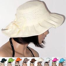 Cappello Paglia BIANCO PANNA stola pochette sposa cerimonia avorio ENTRA D0381