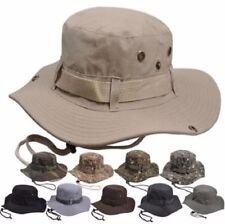 New Unisex Bucket Safari Fisherman Sun Hat Fishing Hiking Foldable Cap Beach