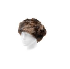 Jack Murphy Claudia Faux Fur Beret Hat Winter Maine Coon