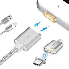 CAVO RICARICA E TRASFERIMENTO DATI MICRO USB / TYPE C PER IPHONE 5 / 6 / 6S