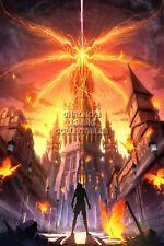 RGC Huge Poster - Legend of Heroes Trails of Cold Steel II PS3 PSP Vita - EXT554