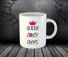 Queen Cu * Ty chuletas Gracioso Té Café Taza Taza De Cerámica Impresa