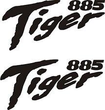 Triumph Tiger 885 Vinyl Stickers x 2