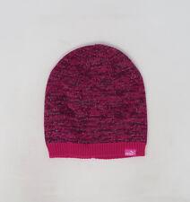 5dcb78e010f PUMA Evercat Shimmer Cat Dark Pink Purple Beanie Knit Cap Adult Men Women  Hat