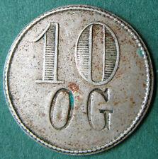 Trade token - jeton - Sweden - OG - 10