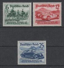 Deutsches Reich 695-697 ** Auto car
