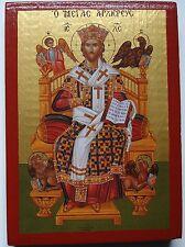 Icône Jésus-christ Ultra-haute Prêtre Prélat Icon Icônes orthodoxe icône Icone
