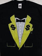 Ted Dibiase Million Dollar Man Costume Wrestling WWE Officially Licensed T-Shirt