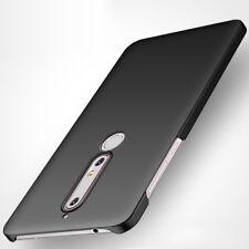 For Nokia 6.1 5.1 3.1 Plus 8 7.1 Plus Shockproof Hard PC Slim Back Case Cover