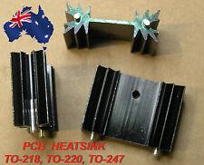 HEATSINK  PCB T0220 T0218 T0247 TOP3 34mm x 25mm x 12mm