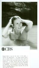 RAQUEL WELCH SEMI-NUDE TROUBLE IN PARADISE CBS TV PHOTO
