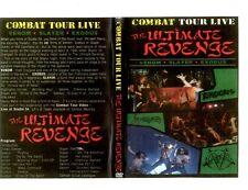 ULTIMATE REVENGE-Venom/Slayer/Exodus/1985-DVD