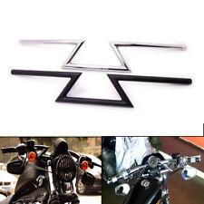 """1"""" 25mm Motorcycle Metal Drag Handlebar Z Bars For Harley Honda Yamaha Kawasaki"""