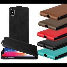 Flip Cover for Apple Protection Smart Phone Case Card Pocket