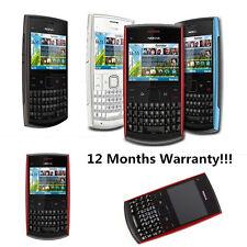 Unlocked Original Nokia X2-01 QWERTY Camera GSM Mobile Bar Phone