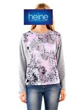 Sweatshirt Rick Cardona by heine. Grau-rosa. KP 49,90 € NEU!!! SALE%%%