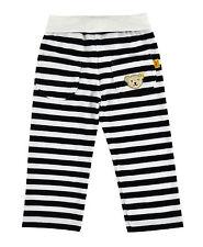 STEIFF® Jogginghose Hose Marine Newborn Nicky Teddy Gr. 56-86 0002864-3032 NEU!
