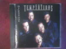 TEMPTATIONS - MILESTONE. CD.