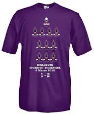 T-Shirt Sport J614  Stadium Juventus-Fiorentina 5 marzo 2015 1-2 Subbuteo