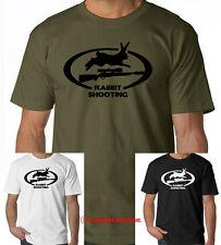 Rabbit tir chasse t-shirt, tee