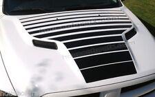 2009-2012 Dodge Ram Performance Sport STROBE Hood Stripe Stripes Graphics Decals