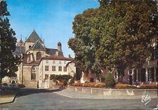 40 - cpsm - DAX - L'Hôtel de Ville et la cathédrale