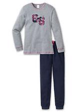 SCHIESSER Mädchen Pyjama lang SPORTY Gr. 140 152 164 176 Schlafanzug Nachtwäsche