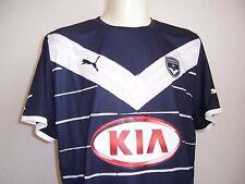 Maillot de Foot neuf Puma Girondins de Bordeaux  2011-2012 domicile taille XXL