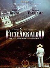 Fitzcarraldo, Good DVD, Grande Otelo, Claudia Cardinale, José Lewgoy, Miguel Áng