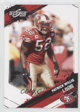 2009 Score #251 Patrick Willis San Francisco 49ers Football Card