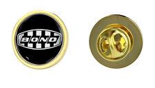 Triumph Original Bond Equipe Logo Clutch Pin Badge Choice of Gold/Silver