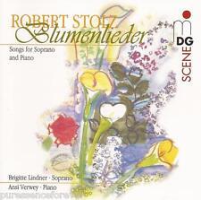 ROBERT STOLZ - Blumenlieder, Op 500 (Lindner/Verwey) (EU 24 Tk CD Album)