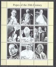 Papas del siglo 20 Pabst pope bloque ** post frescos-privada de salida