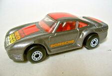 1-75 SF07F Porsche 959 Pre-pro Abziehbilder/Decals