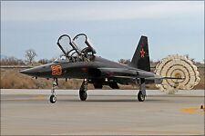 Poster, Many Sizes; Navy Northrop F-5F Tiger Ii F-5 (Vfc-13) Saints