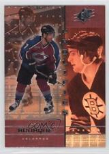 2000-01 SPx Prolifics #P2 Ray Bourque Colorado Avalanche Hockey Card