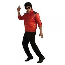 "Michael-Jacksons-Jacke ""Red"" - Gr: S, M, L, XL"