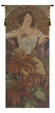 Mucha Rubis European Tapestry