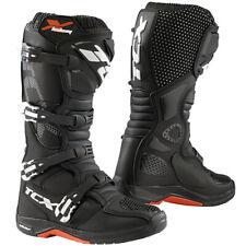 TCX X-Helium Michelin Off Road Motocross Enduro Motorcycle Boots - Black