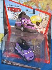 DISNEY PIXAR CARS 2 KIMURA KAIZO DELUXE #11 ***BRAND NEW & RARE***
