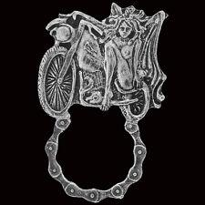 Winged Lady Bike  SUNGLASS HOLDER PIN BIKER  PIN