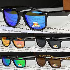 Polarized Square Shape Sunglasses Large and Classic size UV400