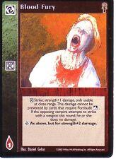 12 x Blood Fury VTES CCG Mixed