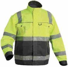COLYTON Warnschutzjacke, Warnjacke gelb/grau