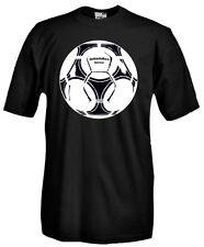 T-Shirt girocollo manica corta Vintage V34 Settantallora soccer pallone Tango