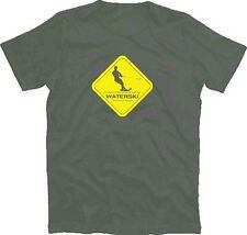 NAUTIQUE CONDUCTEUR Crossing II sports SKI waterski tee-shirt tailles S-XXXL